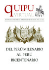 """Vista preliminar de documento Quipu Virtual Nº 60 :  """"Del Perú Milenario al Perú Bicentenario """""""