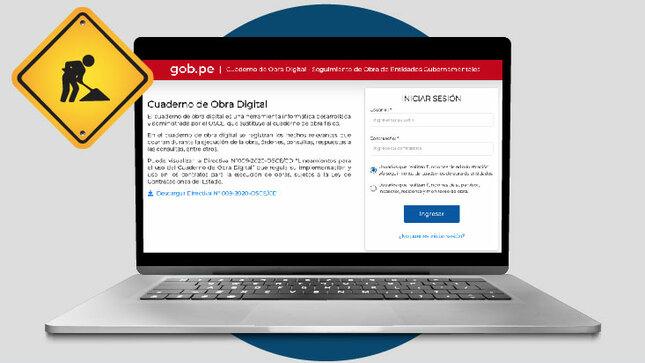 OSCE potencia el Cuaderno de Obra Digital con nuevas funcionalidades