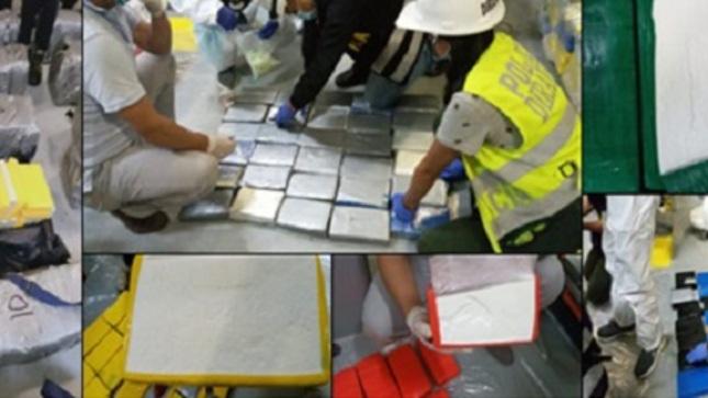 Callao:18 meses de prisión preventiva a conductor de camión involucrado en tráfico ilícito de drogas