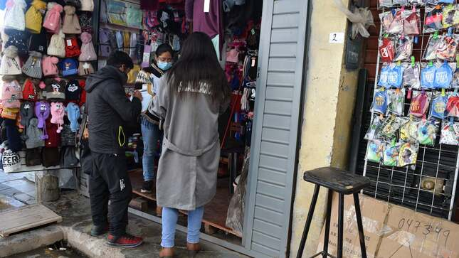 Comuna provincial notifica a comerciantes que incumplen protocolos de bioseguridad