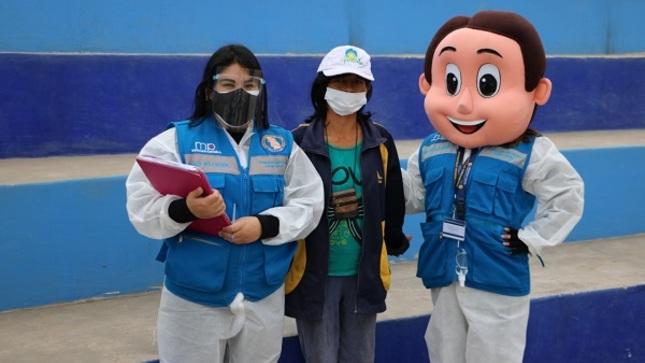 Ministerio Público participó en feria informativa para prevenir delitos en Pachacutec