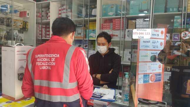 SUNAFIL envía más de 6 mil cartas disuasivas a empresas de Ayacucho mediante su casilla electrónica