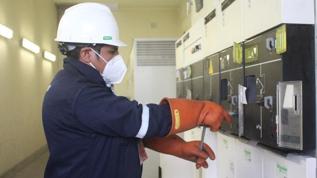 Hospital Emergencia Ate Vitarte realizó mantenimiento preventivo de grupo electrógeno a fin de asegurar su completa operatividad