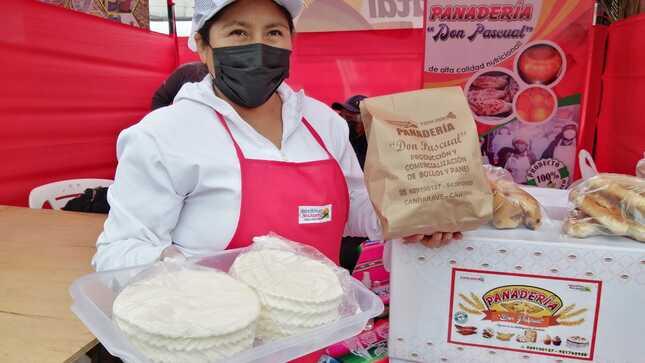 Feria de Emprendimientos Rurales de Moquegua y Tacna muestra potencial productivo de Haku Wiñay