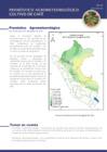 Vista preliminar de documento Pronóstico Agrometeorológico para el Cultivo de Café - Década del 11/07/2021 al 20/07/2021