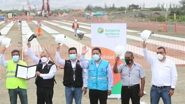 MTC cumple con entregar los terrenos que permitirán culminar la Vía de Evitamiento de Chimbote