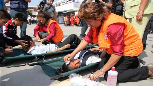 Minedu capacita a 600 jóvenes voluntarios para que actúen en emergencias y desastres
