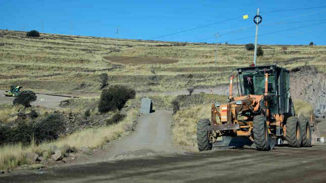 MTC: Arranca Perú intervino 49 mil kilómetros de la red vial subnacional