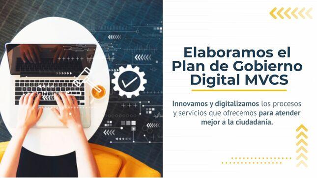 Aprueban Plan de Gobierno Digital 2021-2024 del Ministerio de Vivienda