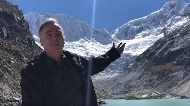 Inaigem desarrolla investigaciones para enfrentar el retroceso de los glaciares en nuestro país