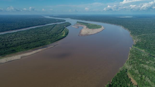 Retos y desafíos en la gestión de sedimentos en cuencas Andino-Amazónicas