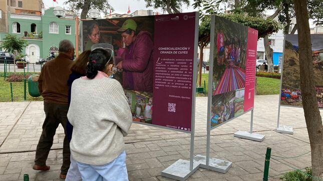 Exposición Fotográfica Itinerante: Los Rostros del Nuevo Agro Rural en el Bicentenario Del Perú