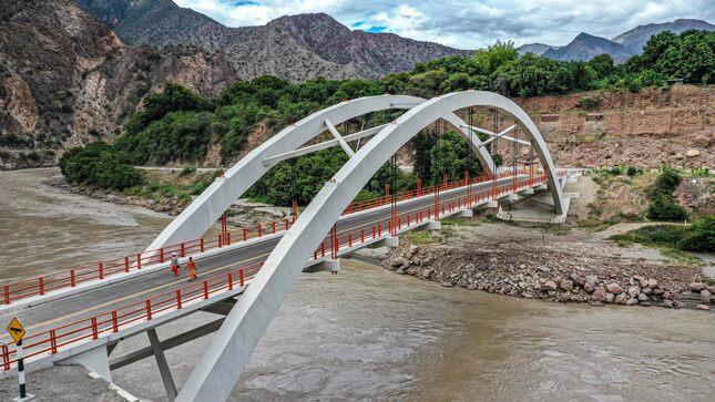 Obras del MTC fortalecieron la conectividad física y digital en Amazonas