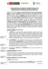Vista preliminar de documento Convenio Marco de Cooperación Interinstitucional entre el SERFOR y la Fundación para la Sustentabilidad del Gaviotín Chico