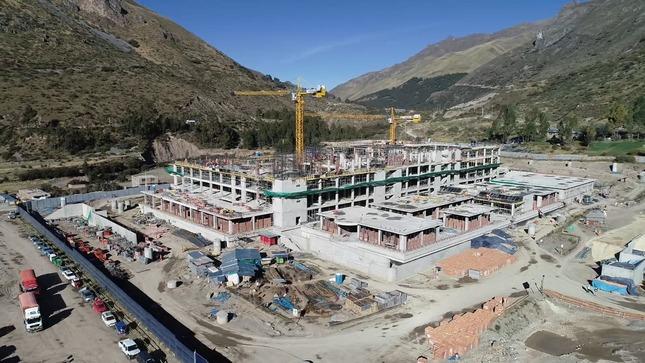 Luego de 57 años Huancavelica contará con  un hospital capaz de atender la demanda de la región