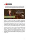 Vista preliminar de documento Mujeres del Bicentenario: Señora Rosa Montoya Negrillo