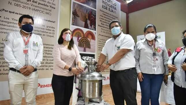 Madre de dios inicia actividades del Bicentenario con sellado de la capsula del tiempo