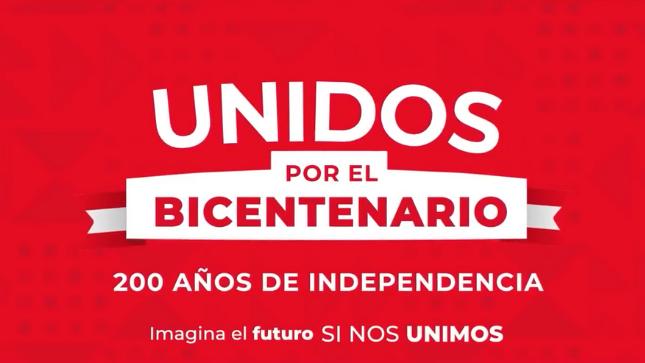 """TVPerú transmitirá el homenaje a la patria """"Unidos por el Bicentenario"""""""