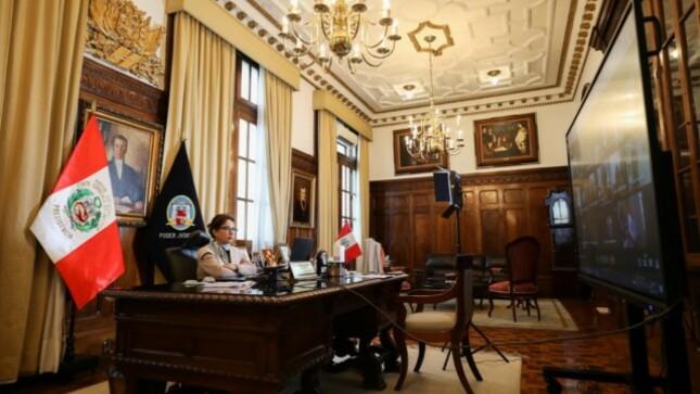 Elvia Barrios demanda la necesidad de que el Sistema de Justicia garantice derechos de personas adultas mayores