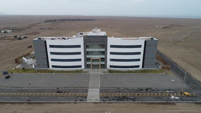 Pronis entregó seis infraestructuras hospitalarias y otras cinco se inaugurarán en los próximos meses