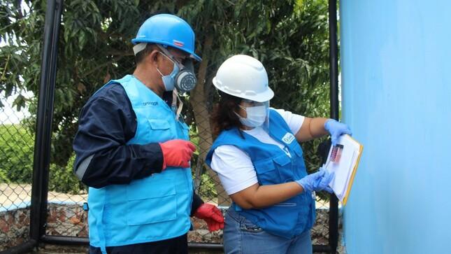 Piura: JASS San Pedro y San Pablo del distrito de Sullana fue reconocida por brindar agua de calidad en sus comunidades