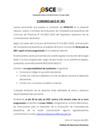 Vista preliminar de documento Comunicado Nº 001 *NUEVO*
