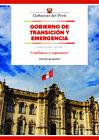 Vista preliminar de documento Informe de gestión del Gobierno de Transición y Emergencia