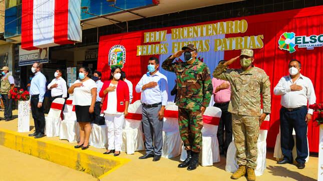 Semana de actividades por el Bicentenario 2021 en Pangoa