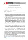 Vista preliminar de documento OC Nº 025-2021-JUS/DGTAIPD - Sobre publicidad de datos personales contenidos en el Padrón Electoral