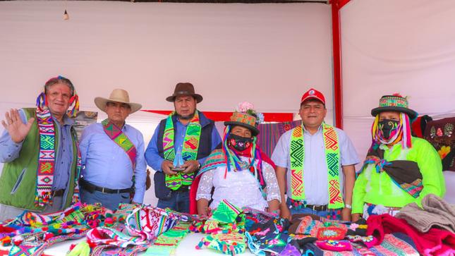 Destacan participación de los proyectos agrarios ejecutados por el Gore Ayacucho en la feria de Canaan 2021