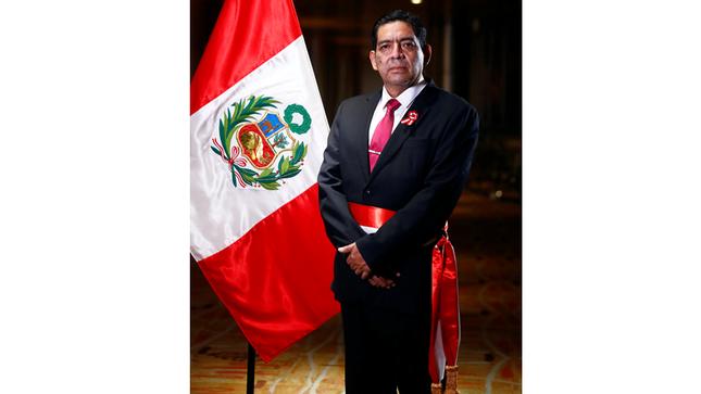 Rubén José Ramírez Mateo asume funciones como ministro del Ambiente