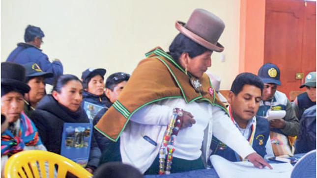 KOICA y PNUD apoyan un proyecto de cooperación que mejorará capacidades de los Juzgados de Paz en 4 localidades del país