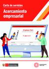 Vista preliminar de documento Pre Publicar Carta de Acercamiento Empresarial