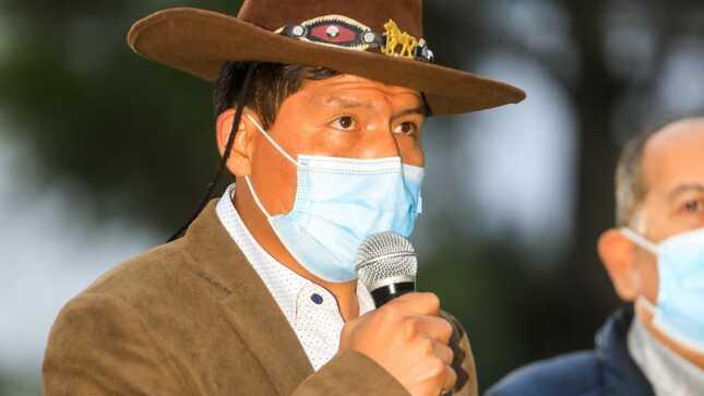 Ministro Víctor Maita inicia actividades al mando del MIDAGRI