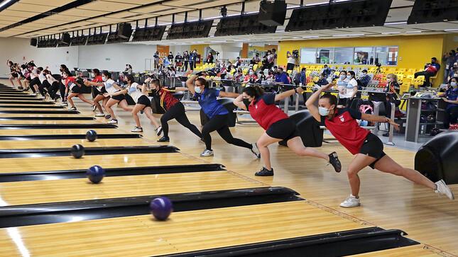 VIDENA: Se inauguró el IX Campeonato Iberoamericano de Bowling Perú 2021