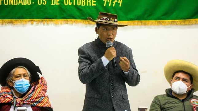 Ministro Víctor Maita: Prioridades serán capacitación e industrialización del agro