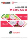 Vista preliminar de documento Análisis de Mercado - Pitahaya 2015 -2020