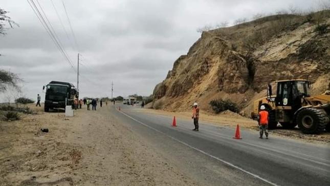 Ejército del Perú activa sus planes de contingencia para afrontar desastres naturales en el norte del país