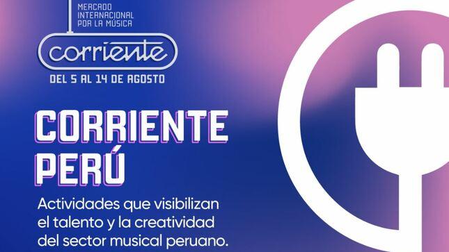 """""""Corriente: Mercado Internacional por la Música"""" reunirá a destacados especialistas nacionales e internacionales de la industria"""