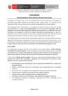Vista preliminar de documento Tourist Destinations of Peru adhered to the Safe Travels Stamp