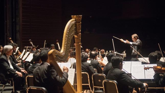 Con obras de compositores peruanos la Orquesta Sinfónica Nacional del Perú regresa al Gran Teatro Nacional