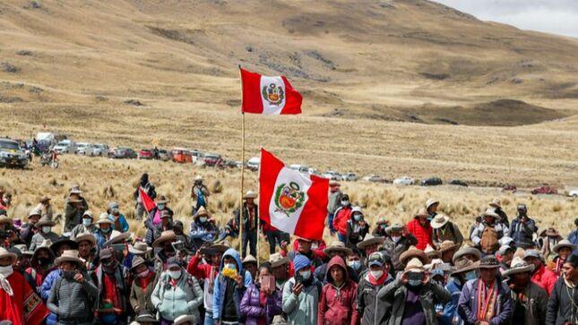 Cusco: Minem y PCM atienden y buscan soluciones a las demandas de Chumbivilcas