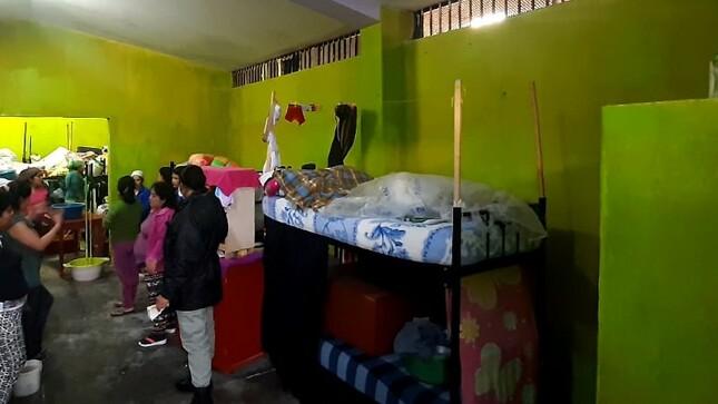 Internas del penal Chachapoyas mejoran sus ambientes