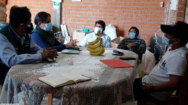 Chepén: productores de banano, cuyes y espárrago participarán en I Concurso SEAR 2021