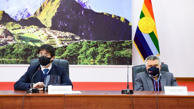 Más de 220,000 personas de 30 a 39 años serán inmunizadas en la región Cusco
