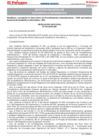 Vista preliminar de documento Texto Único de Procedimientos Administrativos (TUPA) del Instituto Nacional de Estadística e Informática 2020