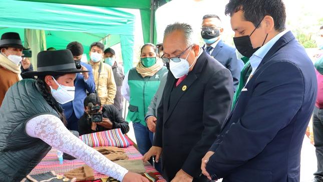 Ganadero de las 9 provincias participaron del I festival Regional de la Alpaca en Huacho
