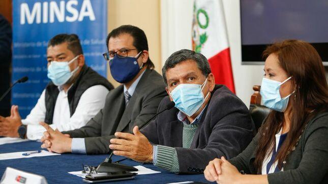 Vacunatón contra la COVID-19 se realizará en Lima Metropolitana y 9 regiones del país de manera simultánea