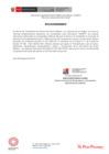 Vista preliminar de documento Transferencia de Gestión por término de mandato del Presidente de la República 2021