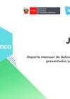 Vista preliminar de documento Boletín Estadístico - Julio 2021